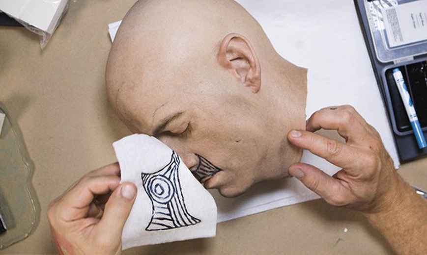 How to Make Fake Tattoos - FREE CHAPTER | Stan Winston School of ...