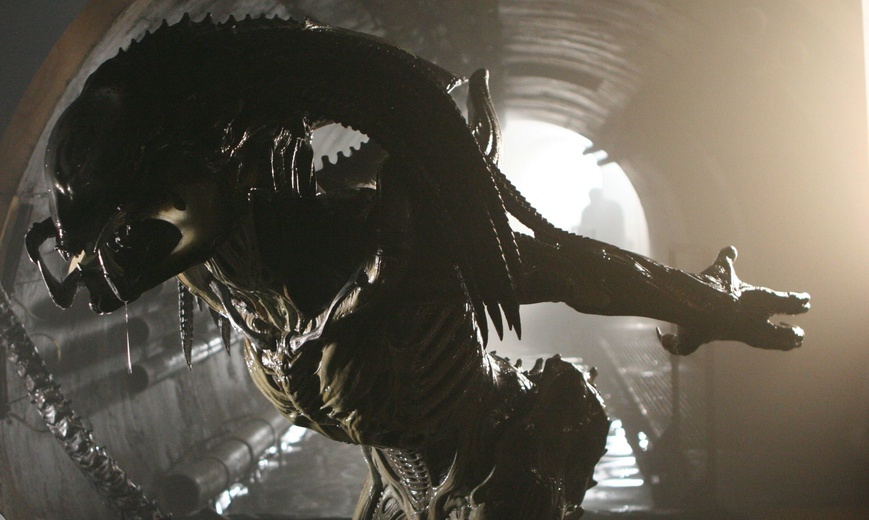avpr aliens vs predator requiem the predalien by amalgamated