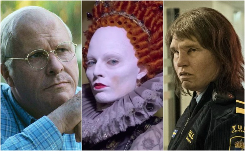 Best Makeup And Hairstyling Oscar Nominees For 2019 Stan Winston School Of Character Arts