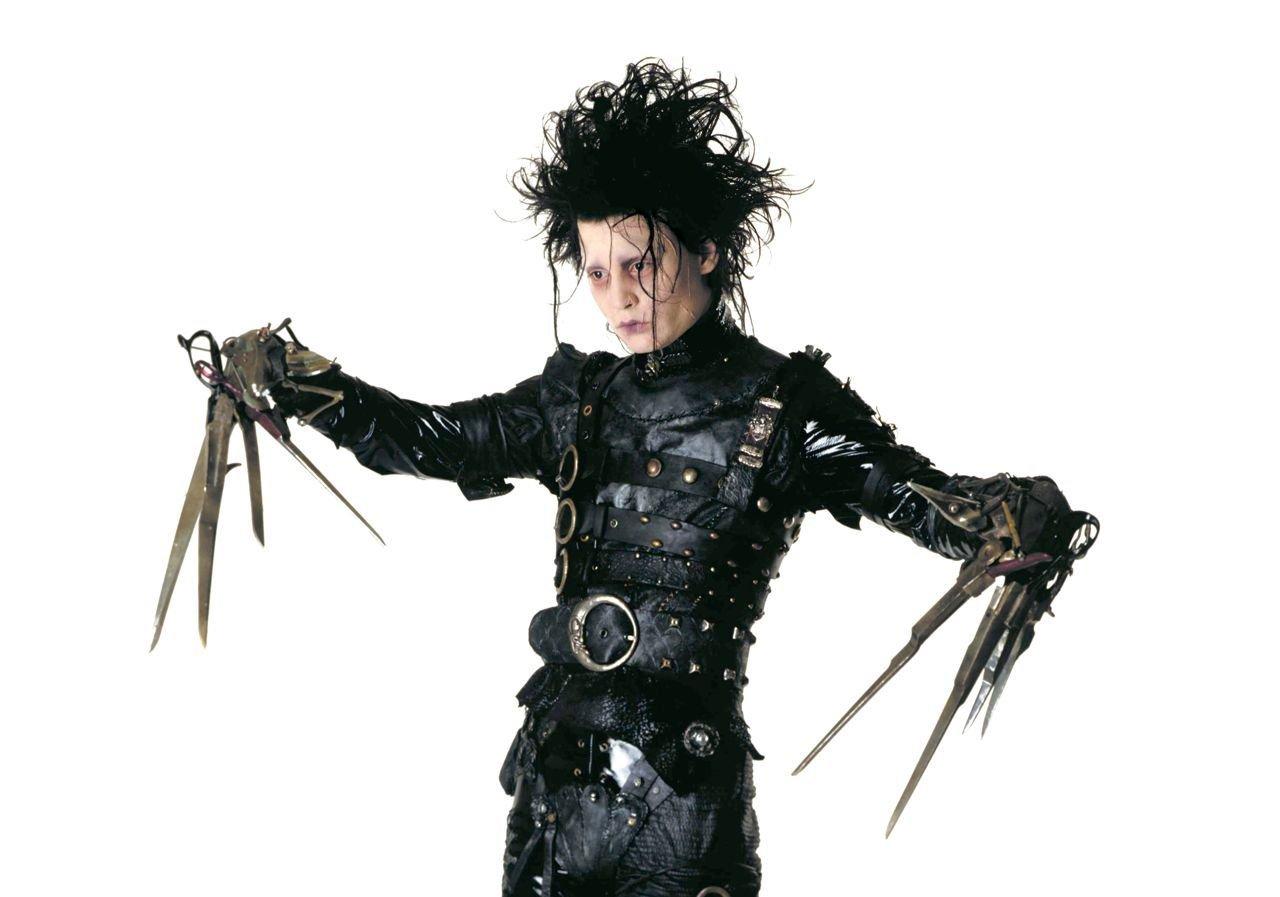 Edward Scissorhands' 'Scissor Hands'