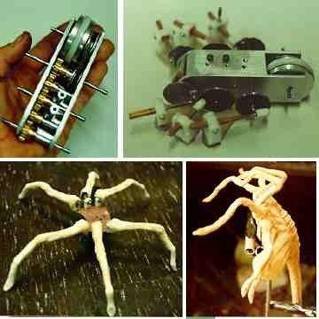 ALIENS Behind the Scenes, Facehugger,Aliens, Xenomorph ...