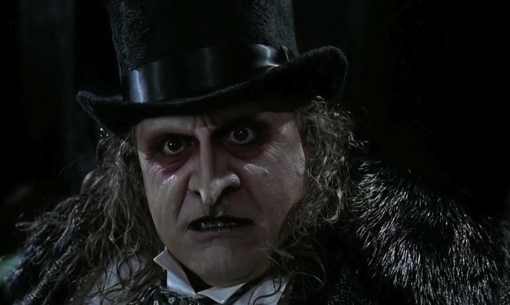 Batman Returns - Creating the Penguin makeup for Danny ...