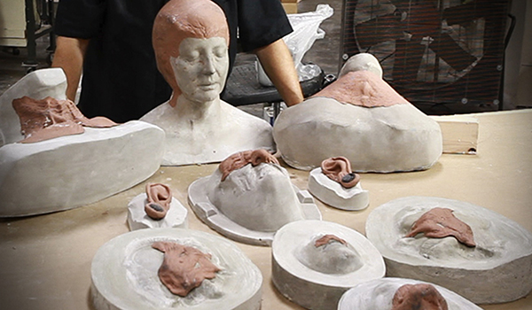 Character Makeup Sculpture Breakdown and Mold-Making | Stan Winston