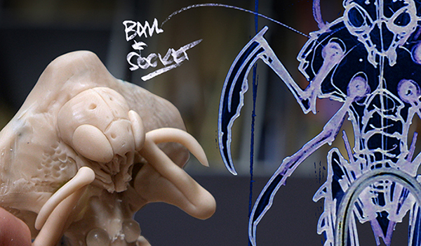 Toy Design and Sculpture for Action Figures and Collectibles